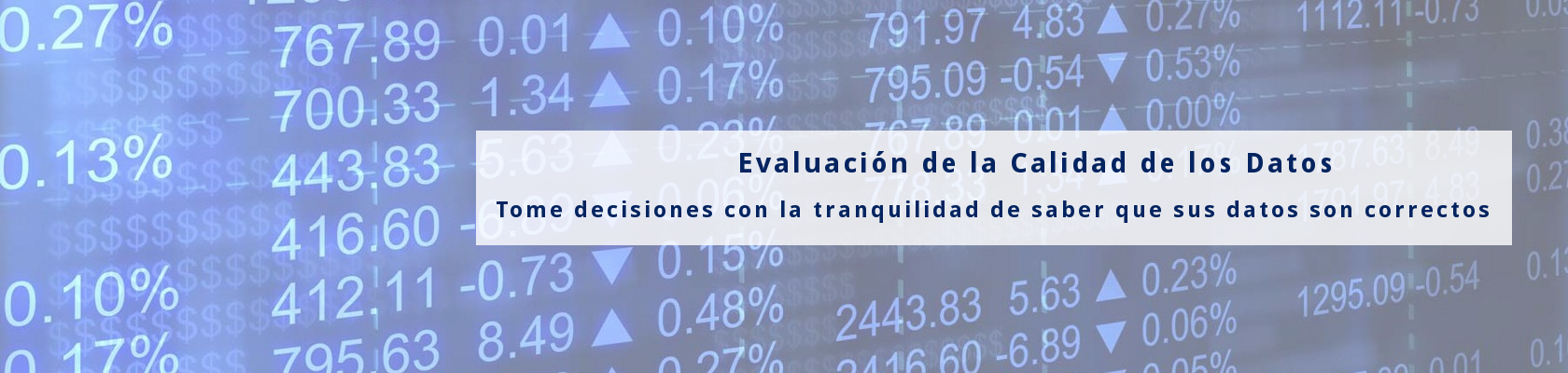 Calidad de Datos - ISO/IEC 25000