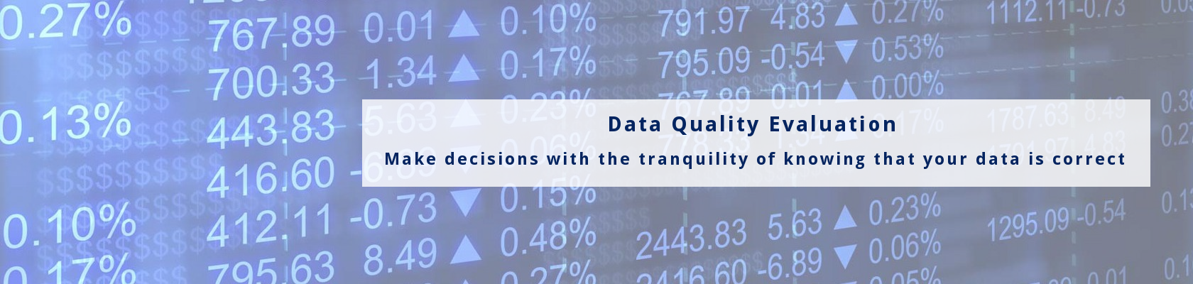 Data Quality - ISO/IEC 25000