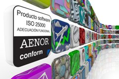 AENOR press release - Functional Suitability ISO/IEC 25000